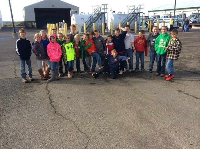 4th Grade Field trip to the Ohio Department of Transportation
