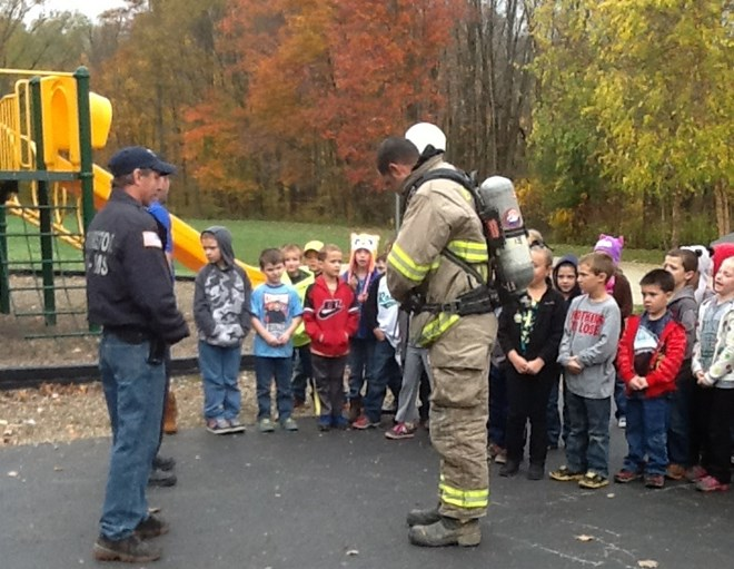 Elementary Students - Fire Prevention Week 2014