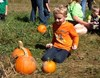 PreK-K Field Trip to the Pumpkin Patch