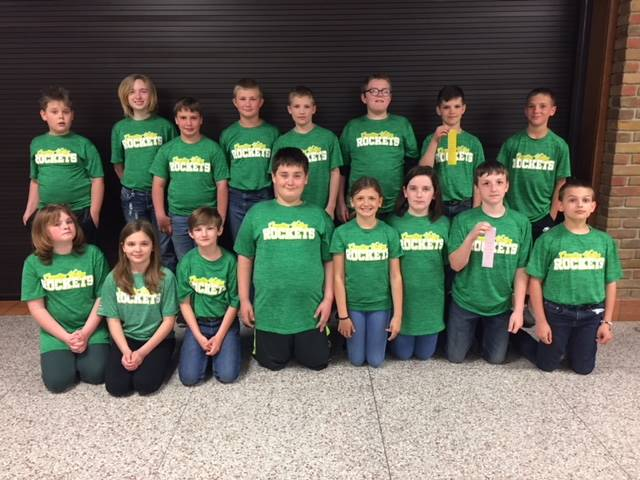 5th grade Math Tournament