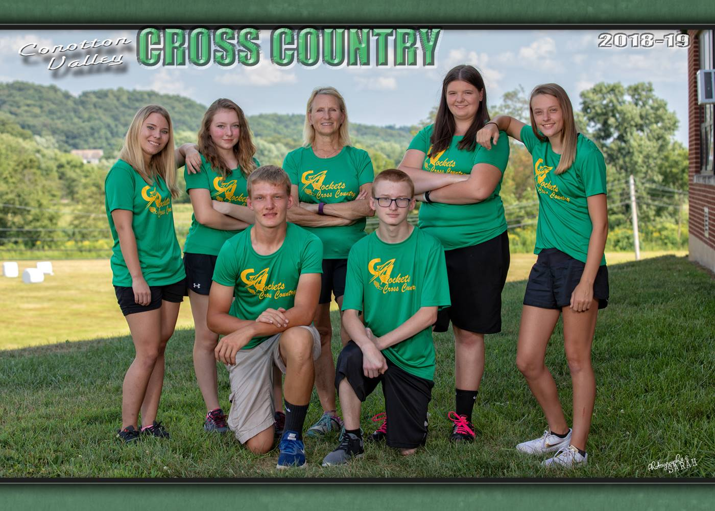 2018 Cross Country
