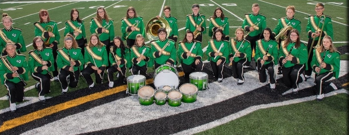 2020 Marching Band